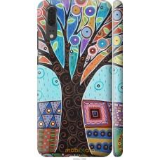Чехол на Huawei P20 Арт-дерево