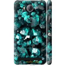 Чехол на Huawei Y3II | Y3 2 Кристаллы 2