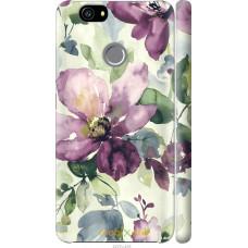 Чехол на Huawei Nova Акварель цветы