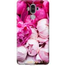 Чехол на Huawei Mate 9 Розовые цветы