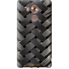 Чехол на Huawei Mate 8 Металлические фоны
