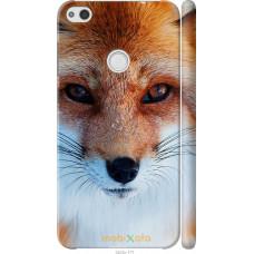 Чехол на Huawei P8 Lite (2017) Рыжая лисица