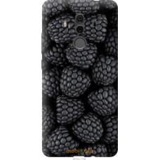 Чехол на Huawei Mate 10 Pro Черная ежевика