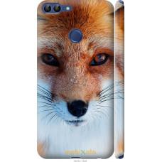 Чехол на Huawei P Smart Рыжая лисица