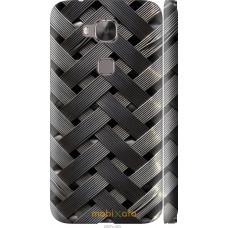 Чехол на Huawei G8 Металлические фоны