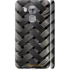 Чехол на Huawei Nova Plus Металлические фоны