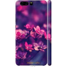 Чехол на Huawei P10 Весенние цветочки