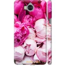 Чехол на Huawei Y5 2017 Розовые цветы