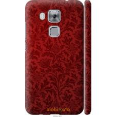 Чехол на Huawei Nova Plus Чехол цвета бордо