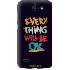 Чехол на Huawei G730 Everything will be Ok