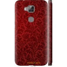 Чехол на Huawei G8 Чехол цвета бордо
