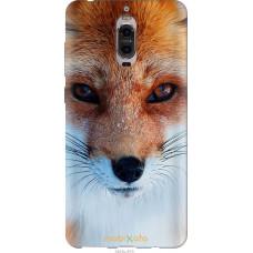 Чехол на Huawei Mate 9 Pro Рыжая лисица