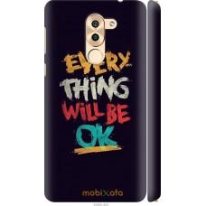 Чехол на Huawei Honor 6X Everything will be Ok
