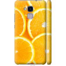 Чехол на Huawei GT3 Апельсинки