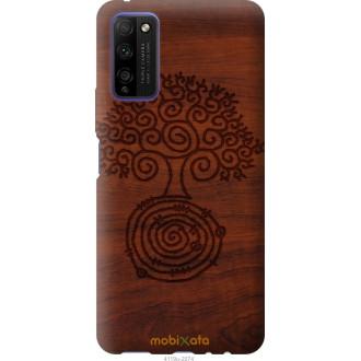 Чехол на Huawei Honor 30 Lite Узор дерева