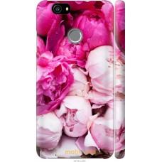 Чехол на Huawei Nova Розовые цветы