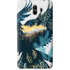 Чехол на Huawei Mate 10 Арт-орел на фоне природы