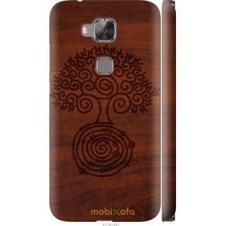 Чехол на Huawei G8 Узор дерева