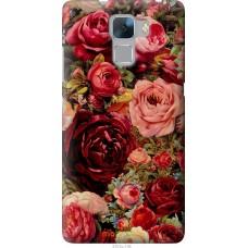Чехол на Huawei Honor 7 Прекрасные розы