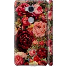 Чехол на Huawei Honor 5X Прекрасные розы