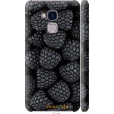 Чехол на Huawei Honor 5C Черная ежевика
