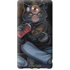 Чехол на Huawei Mate 8 gamer cat