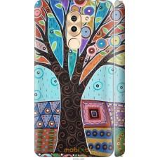 Чехол на Huawei GR5 2017 Арт-дерево