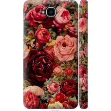 Чехол на Huawei Enjoy 5 Прекрасные розы
