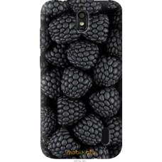 Чехол на Huawei Ascend Y625 Черная ежевика