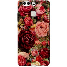Чехол на Huawei P9 Plus Прекрасные розы