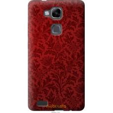 Чехол на Huawei Ascend Mate 7 Чехол цвета бордо