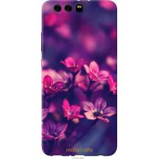 Чехол на Huawei P10 Plus Весенние цветочки