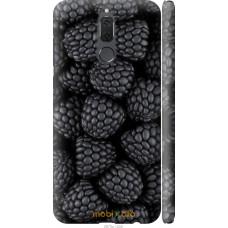 Чехол на Huawei Mate 10 Lite | Honor 9i Черная ежевика