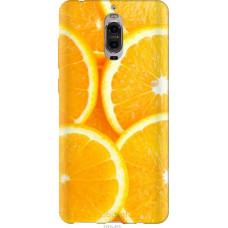 Чехол на Huawei Mate 9 Pro Апельсинки