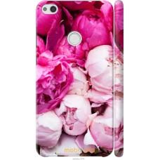 Чехол на Huawei P8 Lite (2017) Розовые цветы