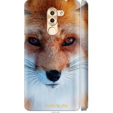 Чехол на Huawei Mate 9 Lite Рыжая лисица