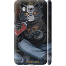 Чехол на Huawei Nova Plus gamer cat