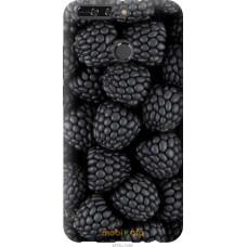 Чехол на Huawei Honor V9   Honor 8 Pro Черная ежевика