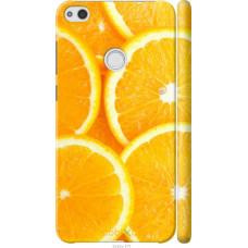 Чехол на Huawei P8 Lite (2017) Апельсинки