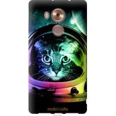 Чехол на Huawei Mate 8 Кот космонавт
