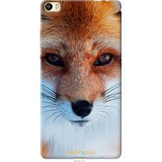 Чехол на Huawei P8 Max Рыжая лисица