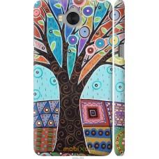 Чехол на Huawei Y5 2017 Арт-дерево