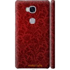 Чехол на Huawei Honor 5X Чехол цвета бордо