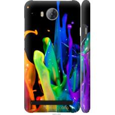Чехол на Huawei Y3II | Y3 2 брызги краски