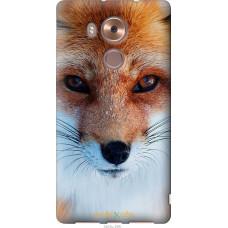 Чехол на Huawei Mate 8 Рыжая лисица