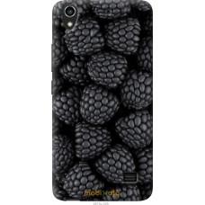 Чехол на Huawei G620S Черная ежевика