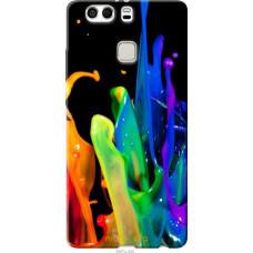 Чехол на Huawei P9 Plus брызги краски