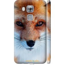Чехол на Huawei Nova Plus Рыжая лисица