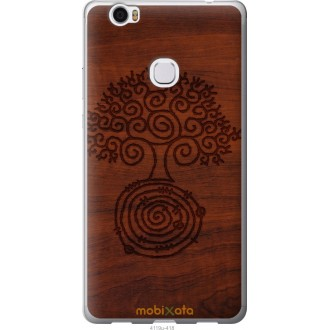 Чехол на Huawei Honor Note 8 Узор дерева