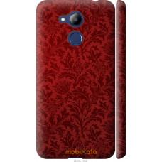 Чехол на Huawei Honor 6C Pro Чехол цвета бордо